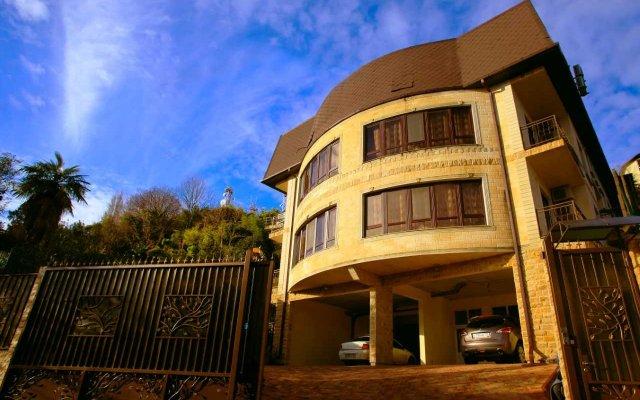 Гостиница Гостевой дом «Просперус» в Сочи 9 отзывов об отеле, цены и фото номеров - забронировать гостиницу Гостевой дом «Просперус» онлайн вид на фасад
