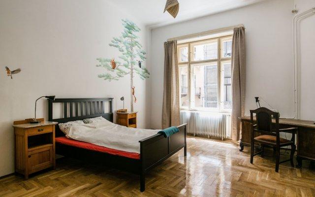Апартаменты Molnar 21 Apartment Будапешт комната для гостей