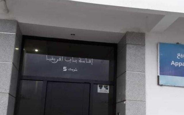 Отель Cheap Luxury Apart In Tangier With Wifi Марокко, Танжер - отзывы, цены и фото номеров - забронировать отель Cheap Luxury Apart In Tangier With Wifi онлайн вид на фасад