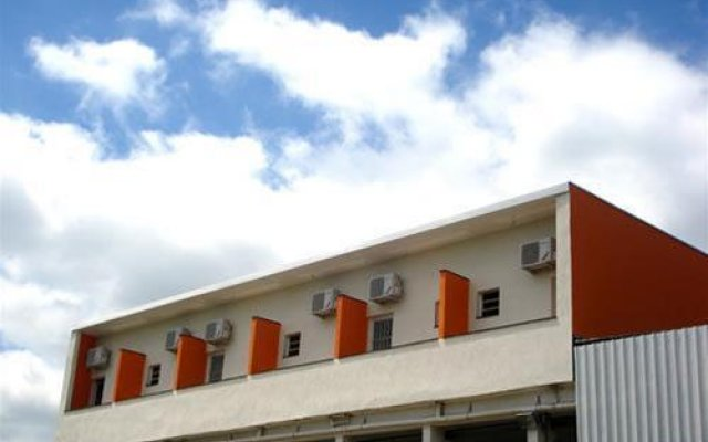Hotel Estrela do Vale вид на фасад