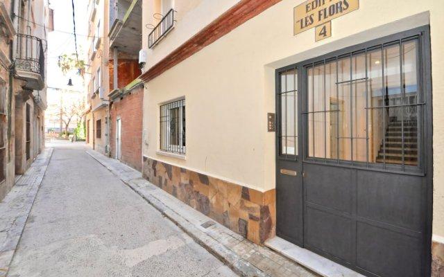 Отель Flora Испания, Льорет-де-Мар - отзывы, цены и фото номеров - забронировать отель Flora онлайн вид на фасад