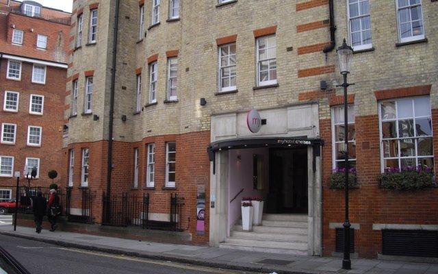 Отель My Chelsea вид на фасад