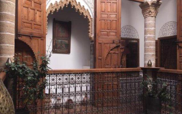 Отель Riad Marhaba Марокко, Рабат - отзывы, цены и фото номеров - забронировать отель Riad Marhaba онлайн вид на фасад