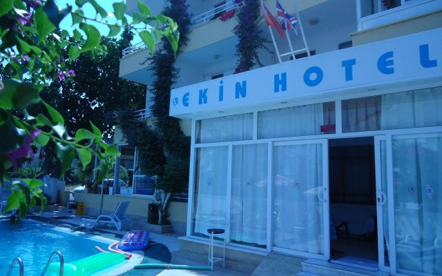 Ekin Hotel Мармарис вид на фасад