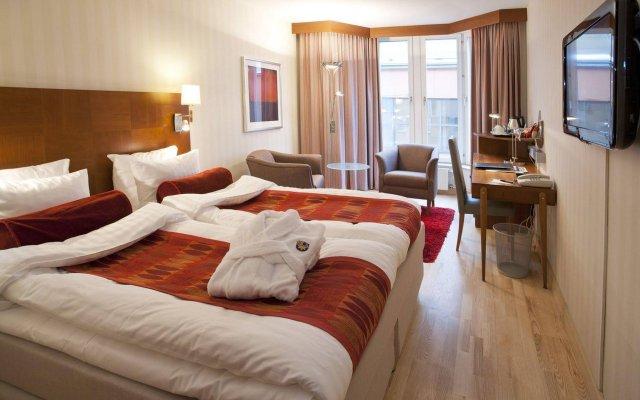Отель Scandic Klara Стокгольм комната для гостей