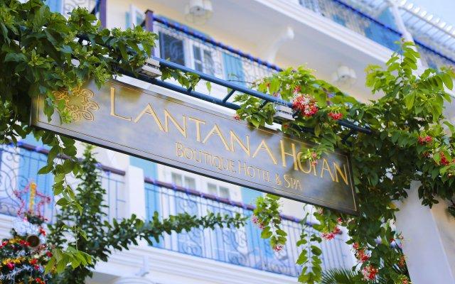 Lantana Hoi An Boutique Hotel & Spa вид на фасад