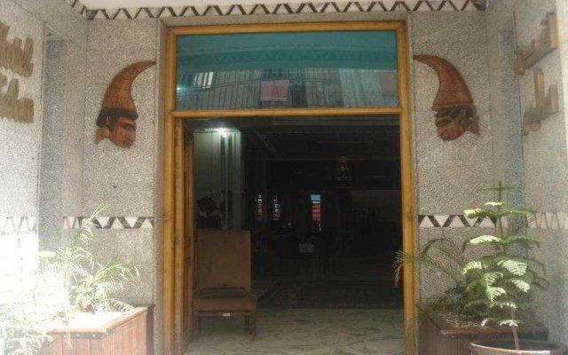 Отель Salim Марокко, Касабланка - отзывы, цены и фото номеров - забронировать отель Salim онлайн вид на фасад