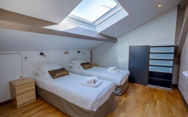 RG Duplex - 4 chambres -  LRA Cannes 1