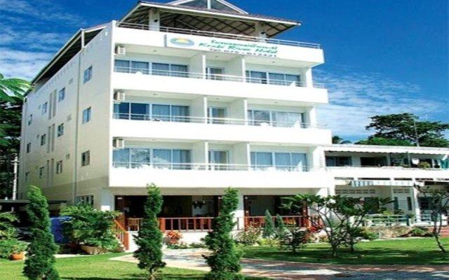 Отель Krabi River Hotel Таиланд, Краби - отзывы, цены и фото номеров - забронировать отель Krabi River Hotel онлайн вид на фасад