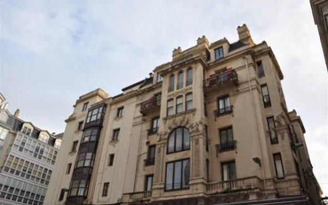 Отель Apartamentos Principe Испания, Сантандер - отзывы, цены и фото номеров - забронировать отель Apartamentos Principe онлайн вид на фасад