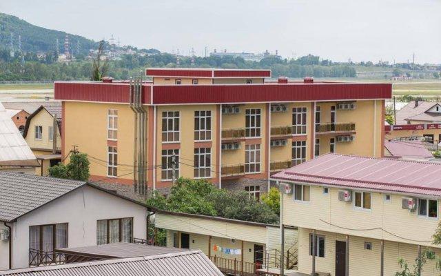 Гостиница Апарт-Отель ML в Сочи 2 отзыва об отеле, цены и фото номеров - забронировать гостиницу Апарт-Отель ML онлайн вид на фасад