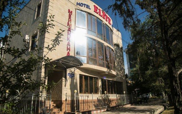 Отель Elite Hotel Кыргызстан, Бишкек - отзывы, цены и фото номеров - забронировать отель Elite Hotel онлайн вид на фасад