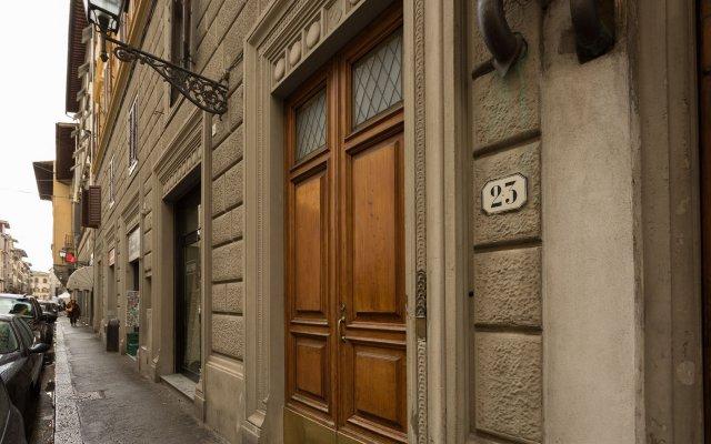 Отель Residenza D'Epoca Sant Anna Италия, Флоренция - отзывы, цены и фото номеров - забронировать отель Residenza D'Epoca Sant Anna онлайн вид на фасад