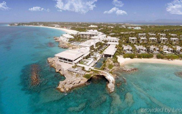 Отель Four Seasons Resort and Residence Anguilla бассейн