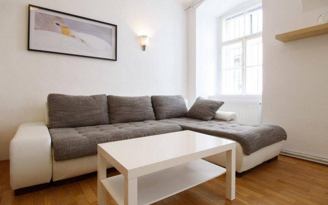 Апартаменты Vienna-apartment-one Schmidgasse комната для гостей