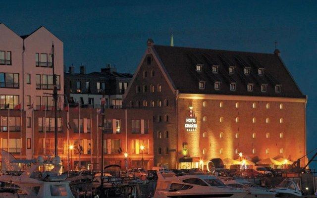 Hotel Gdańsk Superior вид на фасад