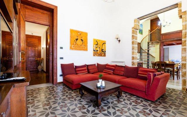 Отель B&B Mediterraneo Италия, Палермо - отзывы, цены и фото номеров - забронировать отель B&B Mediterraneo онлайн комната для гостей