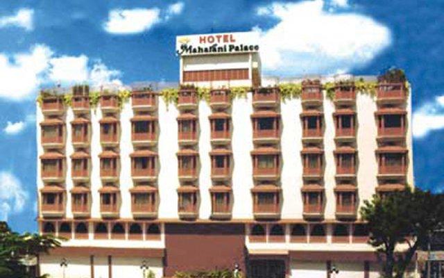 Hotel Maharani Palace вид на фасад