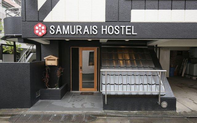 SAMURAIS HOSTEL Ikebukuro вид на фасад