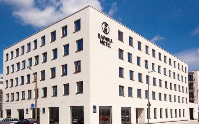 Отель BM Bavaria Motel вид на фасад