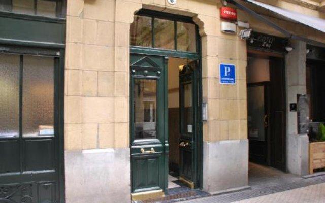 Отель Pension Aristizabal Испания, Сан-Себастьян - отзывы, цены и фото номеров - забронировать отель Pension Aristizabal онлайн вид на фасад