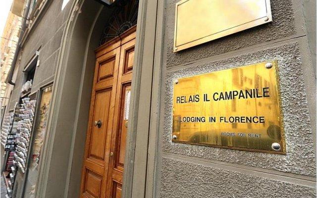 Отель Relais Il Campanile al Duomo вид на фасад
