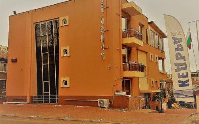 Отель Kedara Болгария, Бургас - отзывы, цены и фото номеров - забронировать отель Kedara онлайн вид на фасад