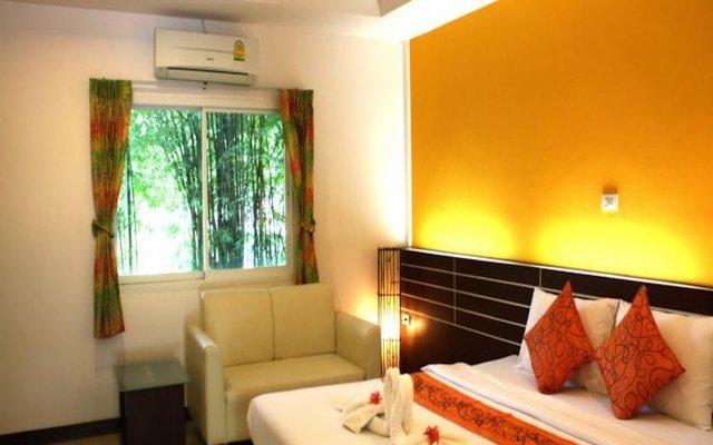 Отель Pantharee Resort Таиланд, Нуа-Клонг - отзывы, цены и фото номеров - забронировать отель Pantharee Resort онлайн вид на фасад