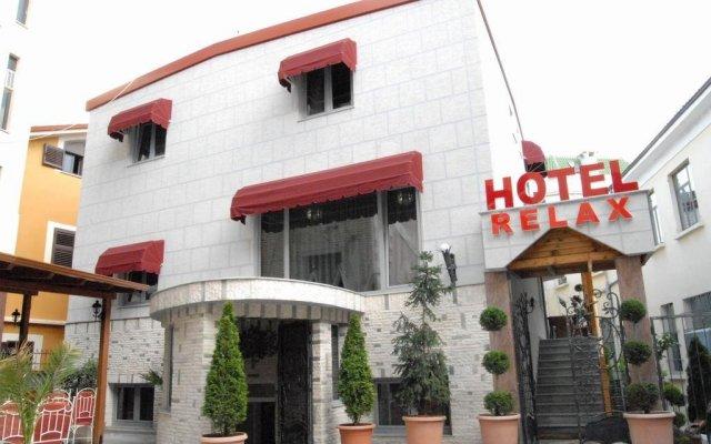 Отель Relax City Center Албания, Тирана - отзывы, цены и фото номеров - забронировать отель Relax City Center онлайн вид на фасад