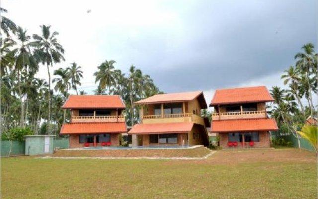 Отель Claremont Lanka вид на фасад