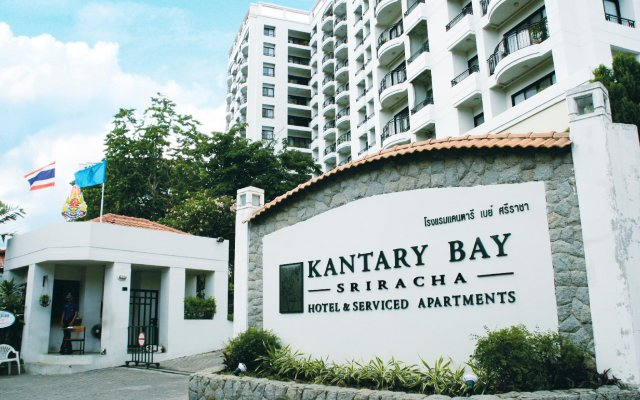 Kantary Bay Hotel & Serviced Apartments Sriracha вид на фасад