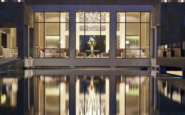 Отель Pelagos Suites Hotel & Spa Греция, Мастичари - отзывы, цены и фото номеров - забронировать отель Pelagos Suites Hotel & Spa онлайн вид на фасад
