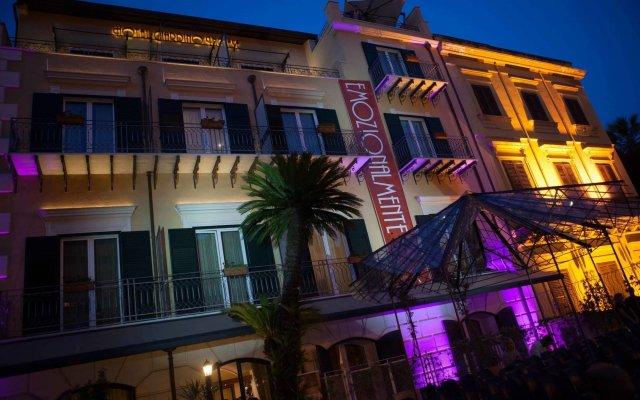 Отель Giardino Inglese Италия, Палермо - отзывы, цены и фото номеров - забронировать отель Giardino Inglese онлайн вид на фасад