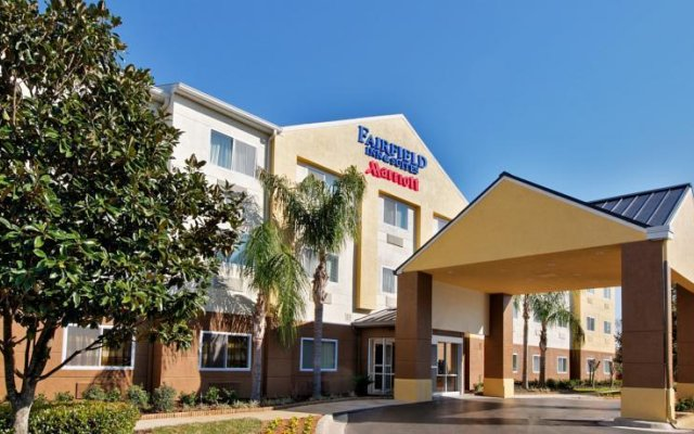 Fairfield Inn Suites By Marriott Tampa North In Temple Terrace