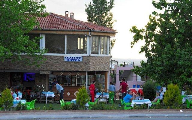 Ozbay Hotel Турция, Памуккале - отзывы, цены и фото номеров - забронировать отель Ozbay Hotel онлайн вид на фасад