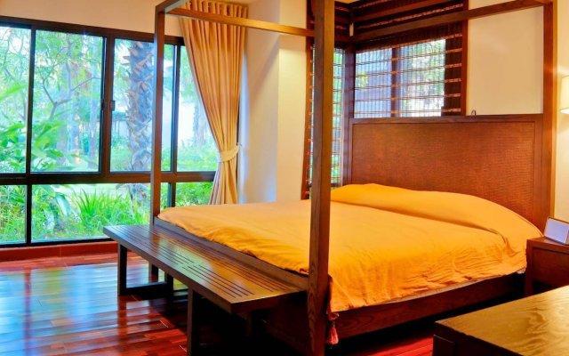 Отель Santipura Residences Hua Hin by Variety Hotels комната для гостей