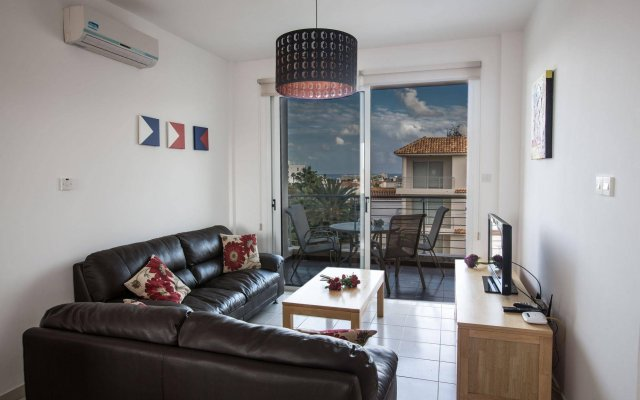 Отель Palm Village Villas Кипр, Протарас - отзывы, цены и фото номеров - забронировать отель Palm Village Villas онлайн комната для гостей