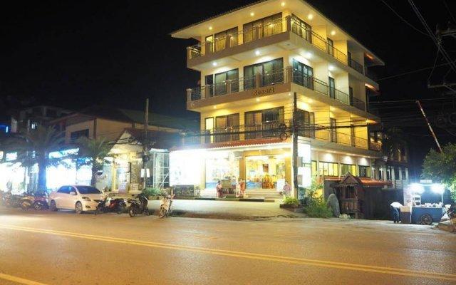 Отель Machorat Aonang Resort Таиланд, Краби - отзывы, цены и фото номеров - забронировать отель Machorat Aonang Resort онлайн вид на фасад