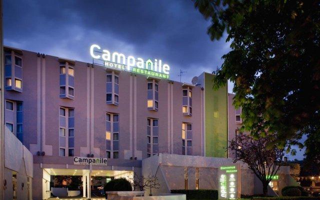 Отель Campanile Paris Sud - Porte d'Italie вид на фасад