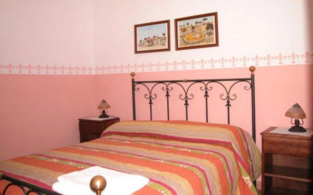 Отель Agriturismo San Giorgio Казаль-Велино комната для гостей