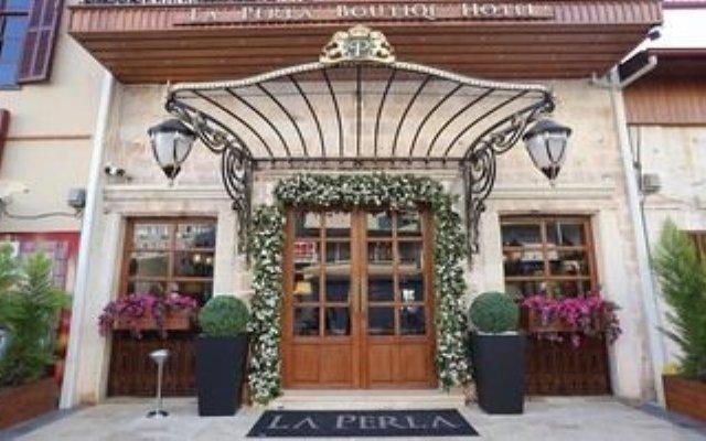 La Perla Boutique Hotel Турция, Искендерун - отзывы, цены и фото номеров - забронировать отель La Perla Boutique Hotel онлайн вид на фасад