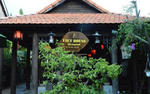 Отель Viet House Homestay Вьетнам, Хойан - отзывы, цены и фото номеров - забронировать отель Viet House Homestay онлайн вид на фасад