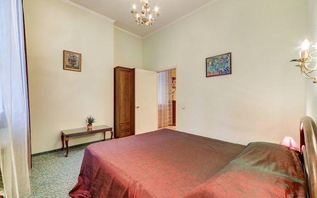 Гостиница Spb2Day Griboedova 22 комната для гостей