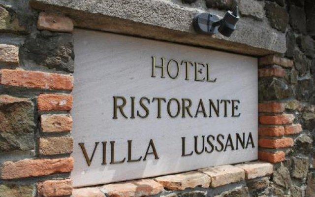 Отель Villa Lussana Италия, Региональный парк Colli Euganei - отзывы, цены и фото номеров - забронировать отель Villa Lussana онлайн вид на фасад