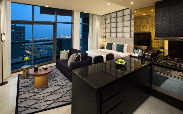 Отель Millennium Atria Business Bay ОАЭ, Дубай - отзывы, цены и фото номеров - забронировать отель Millennium Atria Business Bay онлайн комната для гостей