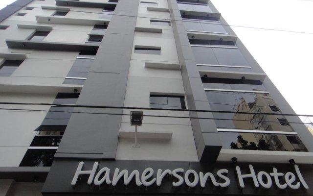 Hamersons Hotel вид на фасад
