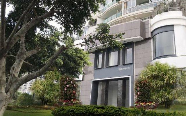 Отель Quinsay Design Hotel Китай, Сямынь - отзывы, цены и фото номеров - забронировать отель Quinsay Design Hotel онлайн вид на фасад