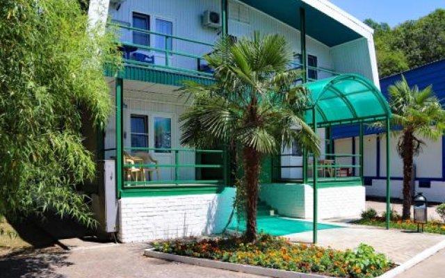 Гостиница Сочи Инн в Сочи 1 отзыв об отеле, цены и фото номеров - забронировать гостиницу Сочи Инн онлайн вид на фасад