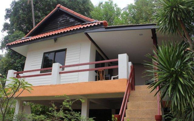 Отель Baan Suan Sook Resort вид на фасад