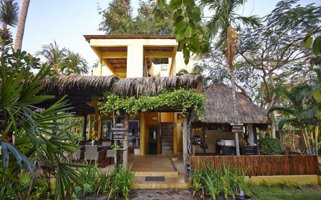 Отель Phra Nang Lanta by Vacation Village Таиланд, Ланта - отзывы, цены и фото номеров - забронировать отель Phra Nang Lanta by Vacation Village онлайн вид на фасад